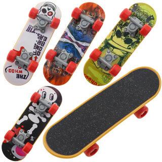 Skateboard Của Cậu Bé Đồ Chơi Trò Chơi Xếp Hình Ván Trượt Ngón Tay Hoạt Hình Đồ Chơi Mini Tiểu Thuyết Sáng Tạo thumbnail
