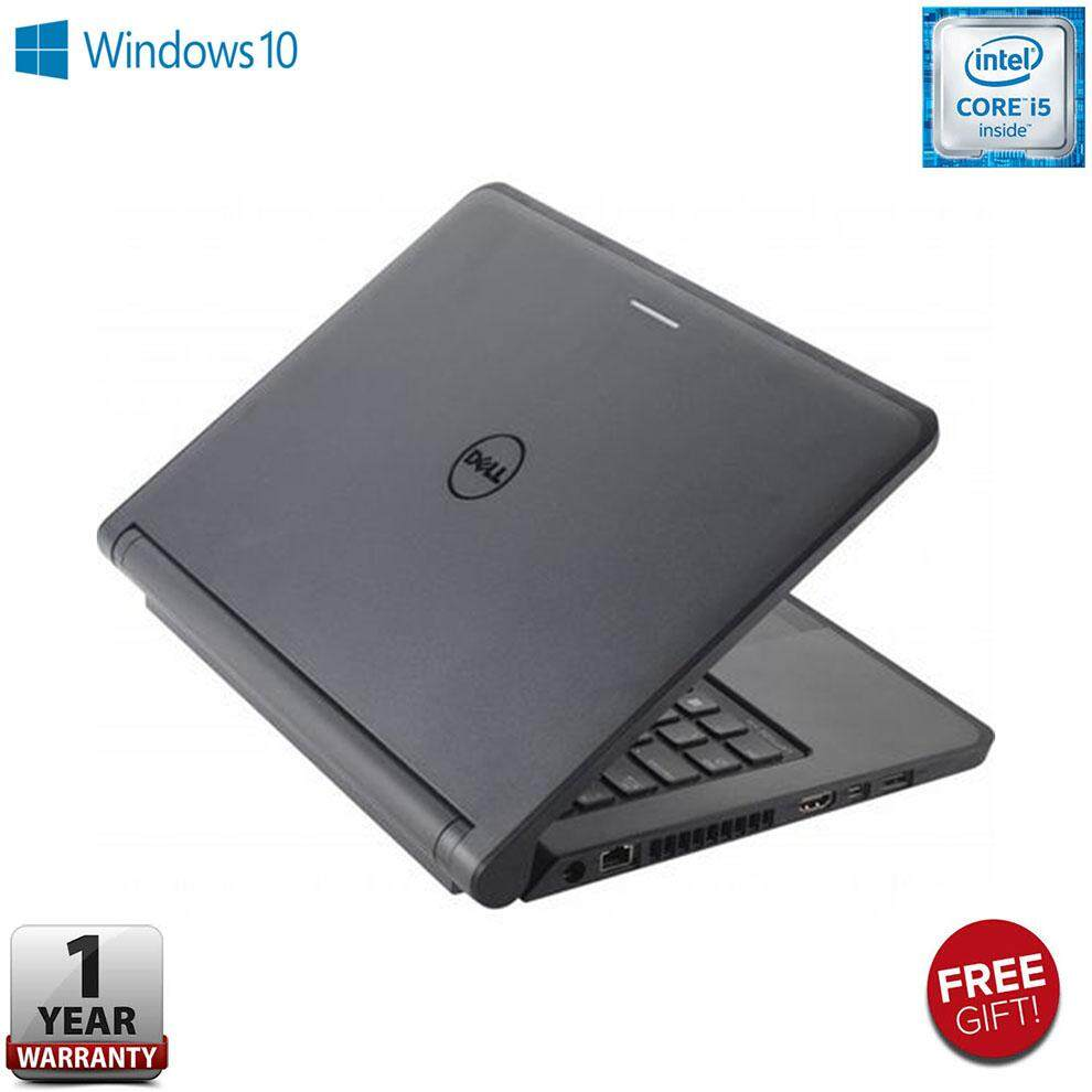 DELL LATITUDE E3340 [CORE i5 / 4GB RAM / 500GB HDD / 1 YEAR WARRANTY / FREE BAG] Malaysia