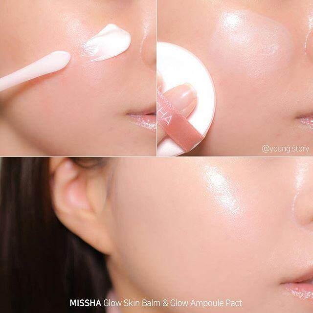 100% ori) MISSHA Glow Skin Balm (50ml) (korea skincare face cream ...