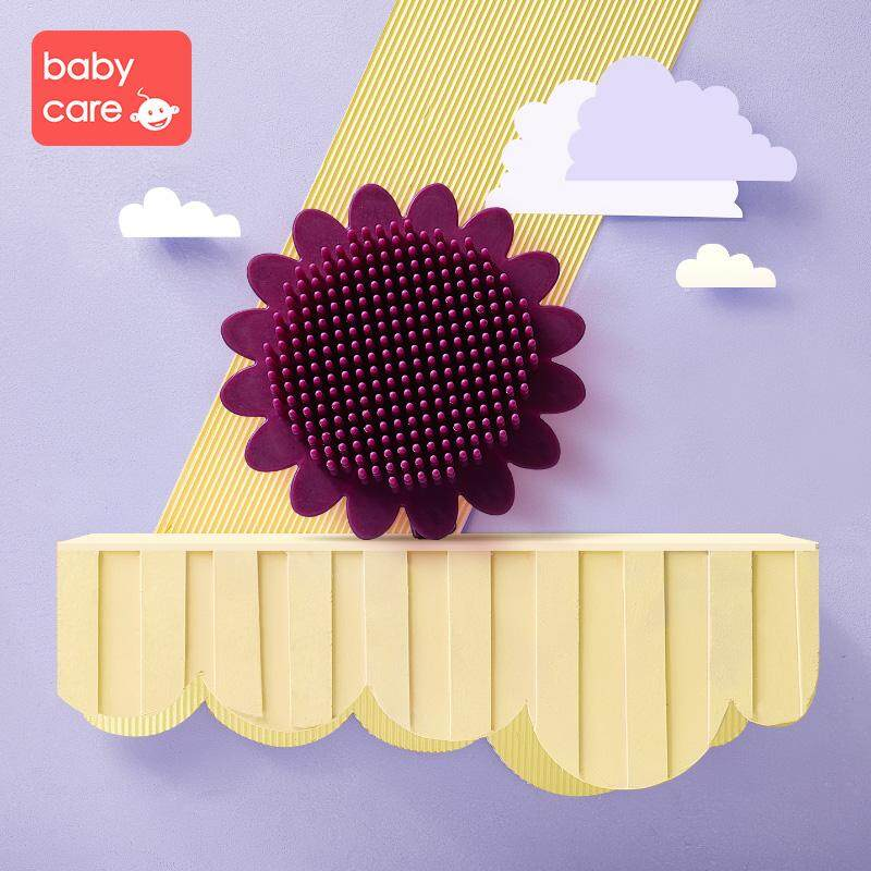 Baby Silicone Head Shampoo Scalp Massage Brush Hair Scalp Washing Comb By Babycare Store.