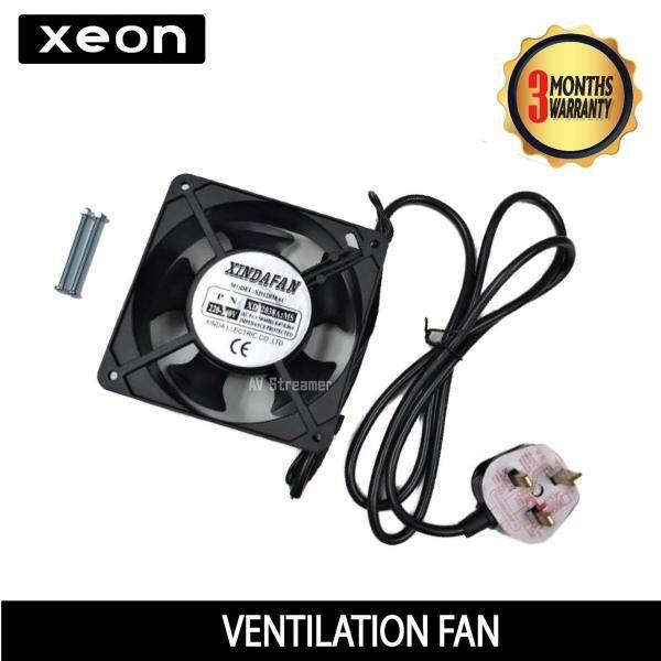 Ventilation Fan For Server Rack & Wall Mount Rack (Heavy Duty)