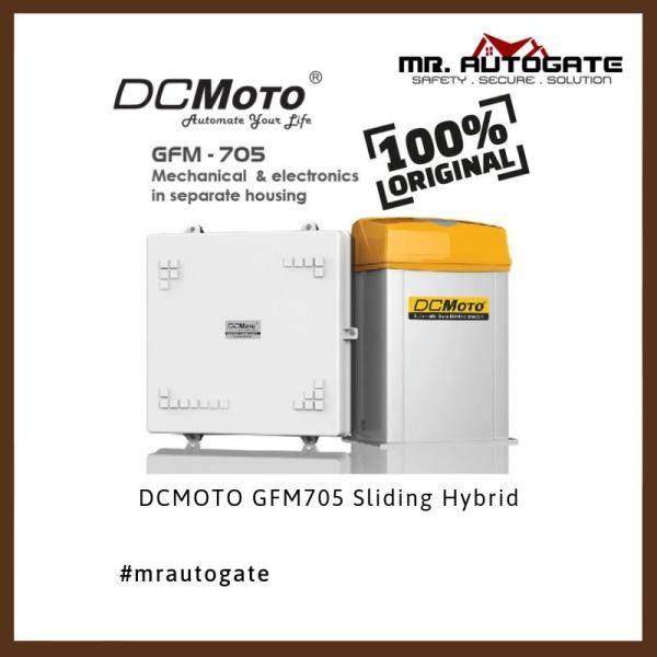 Mr. AutoGate DCMoto GFM705 Sliding Auto Gate (Exclude Gear Rack)