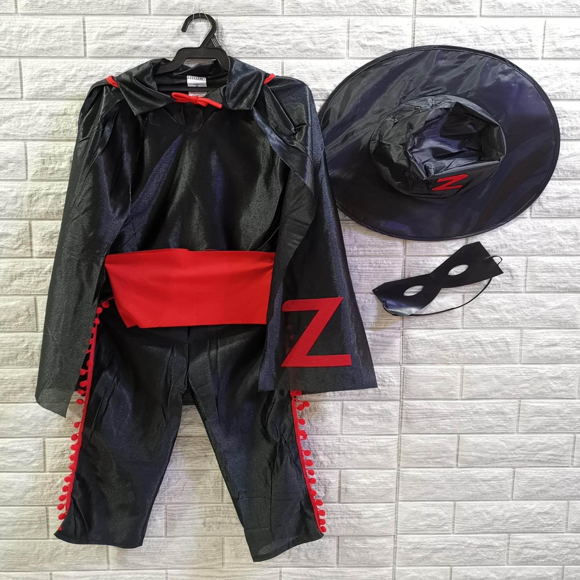 Costume Zorro toys for girls