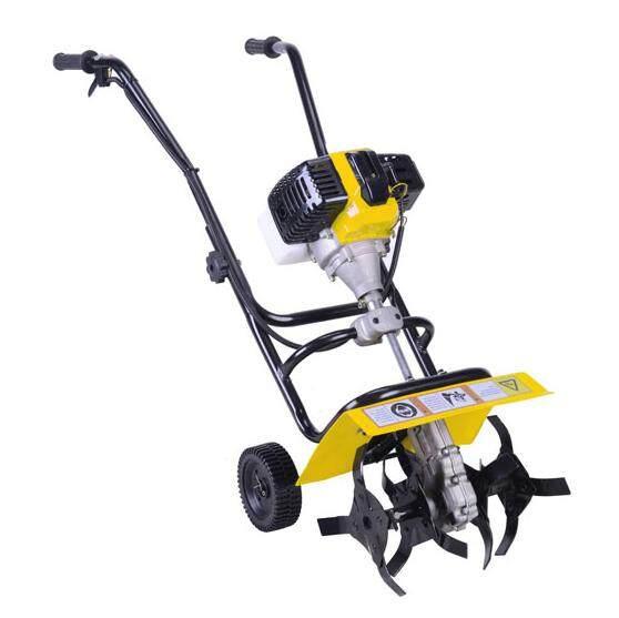 TOMKING 52CC Wheeled Mini Tiller
