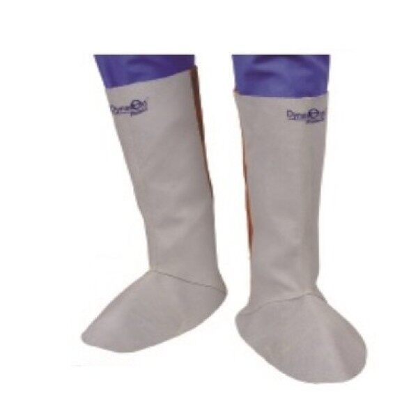 GRAY WELDING  LONG LEGGING AND SPATS