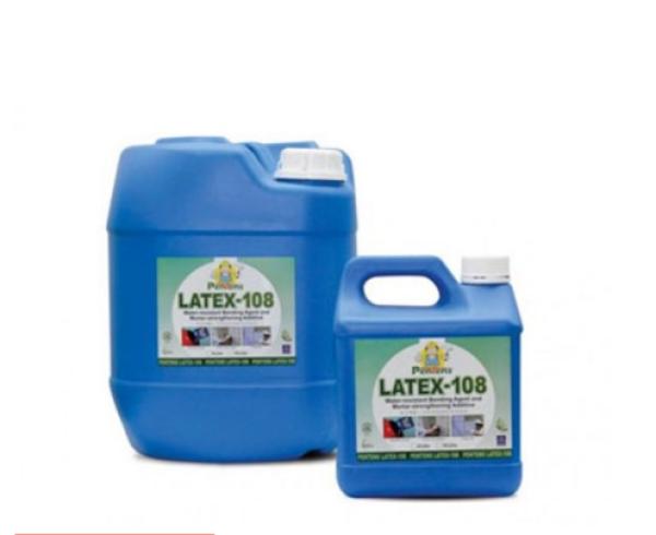 4 liter PENTENS Latex 108/ Susu Simen Gum/ Gum Susu