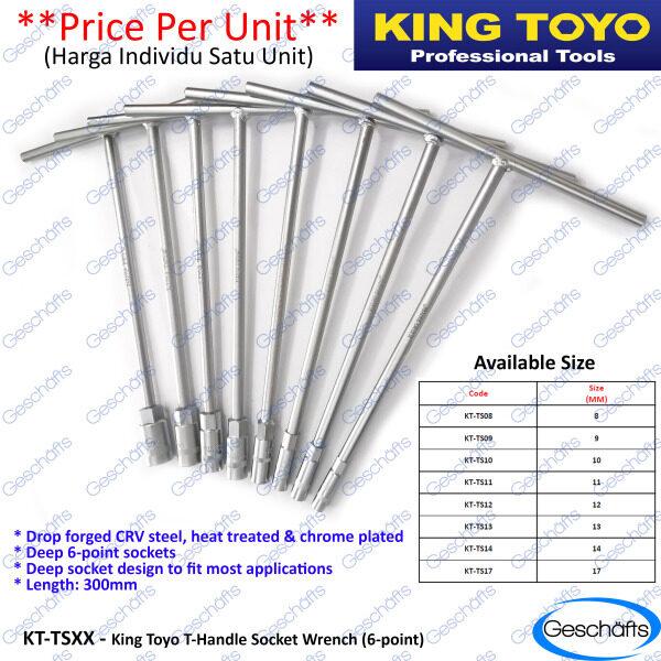 KT Long End Box Socket Wrench ( 10MM )