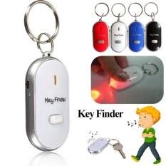 Còi Tìm Chìa Khóa Nhấp Nháy Bíp Từ Xa Bị Mất Keyfinder Định Vị Keyring
