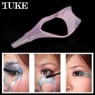 Kẹp Uốn Mi 3 Trong 1 Dụng Cụ Cọ Mascara Guid Comb Đa Chức Năng Mỹ Phẩm Trang Điểm Mắt Công Cụ Hỗ Trợ Uốn Tóc Giúp Chải Lông Mi thumbnail