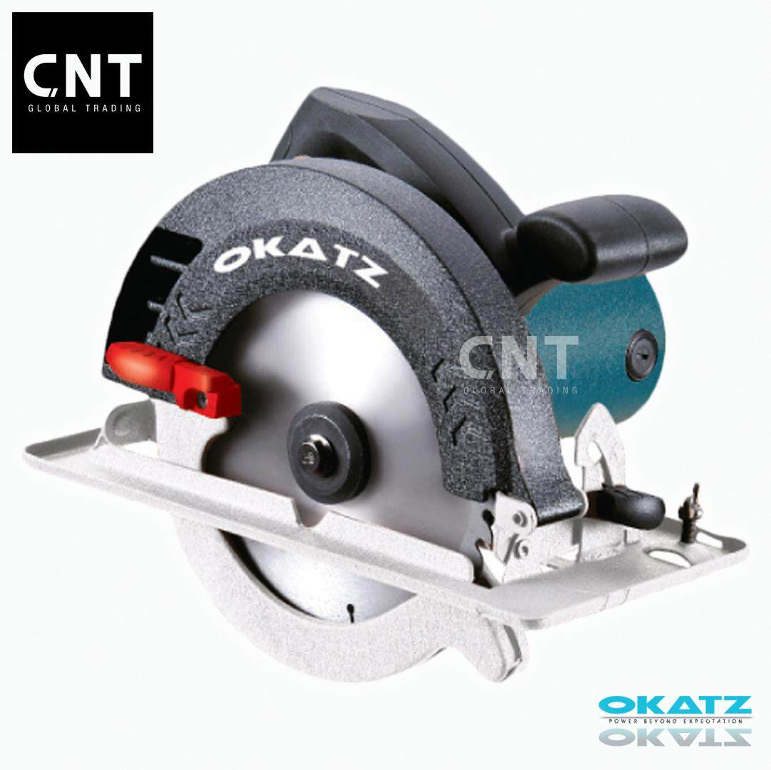 Okatz Premium 7-1/4 Cs7v Circular Saw By Cnt Global Trading.