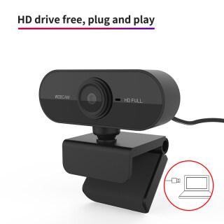 Webcam Lấy Nét Tự Động FHD Cho PC 1080P Tích Hợp Micro Giảm Tiếng Ồn Cuộc Gọi Video Cao Cấp Camera USB Web Cam Cho Máy Tính Xách Tay Máy Tính Để Bàn 6
