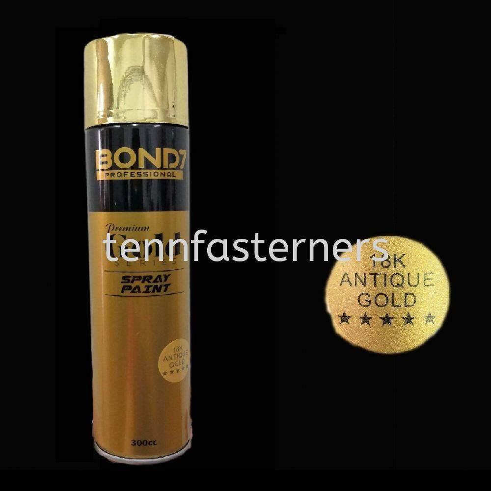 BOND7 LOOSE PACK SPRAY #18K*****@ANTIQUE GOLD
