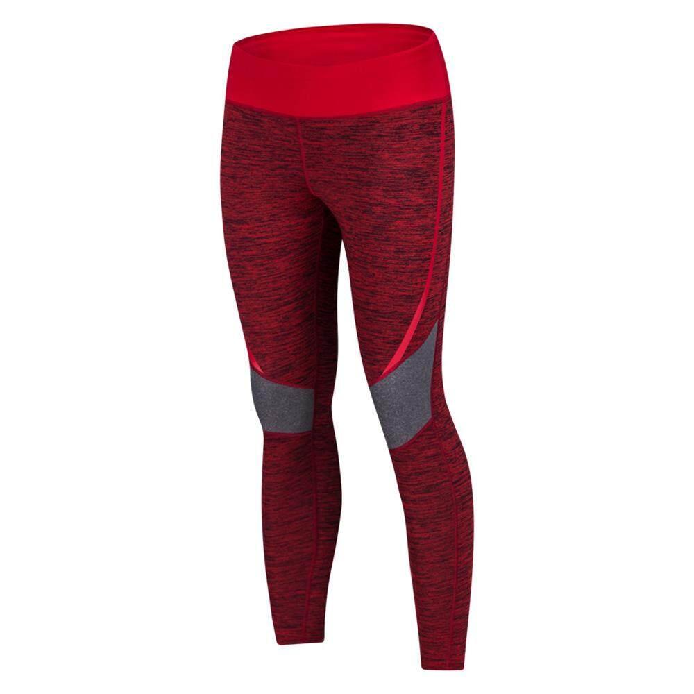Wanita Celana Legging Untuk Yoga Bernapas Cepat Kering Olahraga Olahraga Lari Luar Ruangan Slim Celana Olahraga By Good World Store.