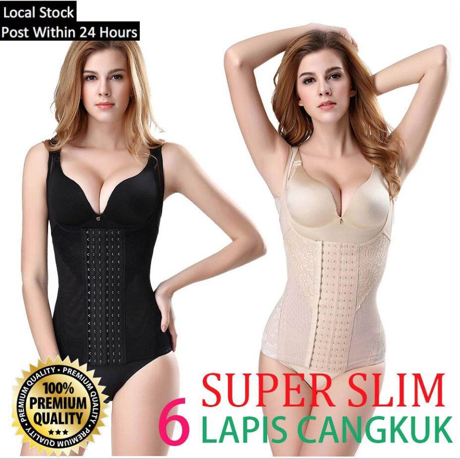 3c27530cfc ... Waist Trainer Corsets Pure Color Body Shaper. RM28.80. RM89.30 -68%.   READY STOCK - LOCAL SELLER - PREMIUM QUALITY - FAST DELIVERY plus size  UltraSlim