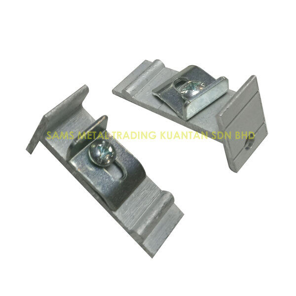 Curtain Rail Bracket - Super Single Bracket (10pcs)