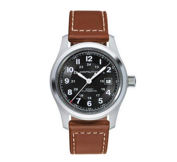 Hamilton Khaki Field Automatic 42mm Mens Watch H70555533 Malaysia