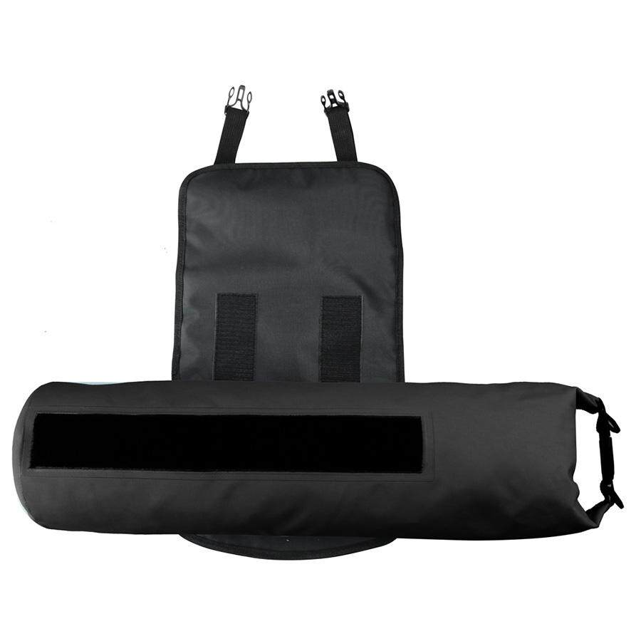 NEWBOLER Bike Front Tube Bag Waterproof Bicycle Handlebar Basket Pack Cycling