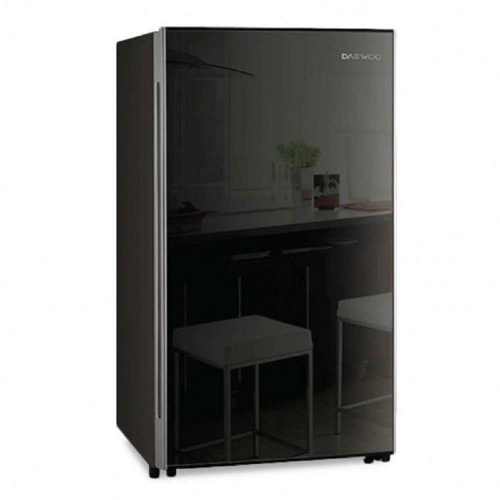 Daewoo Single Glass Door Fridge Refrigerator - 116 Liters (FN-BP150)