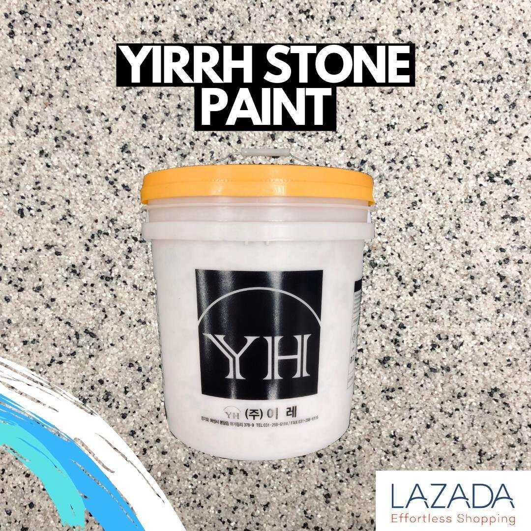 YIRRH STONE PAINT KOREA (YRS/YRP 501) 18L