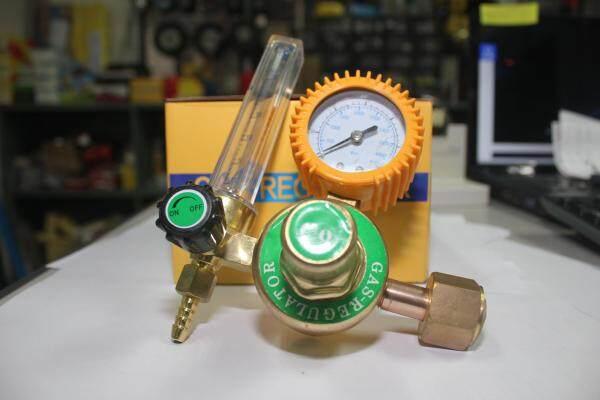 Co2 Regulator With Unbreakable Flowmeter For MIG Welding Machine