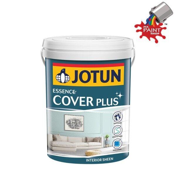 1L Jotun Essence Cover Plus Sheen - 8190 APPLE WHITE