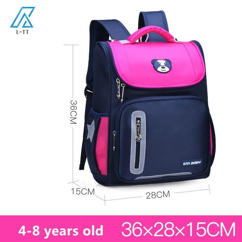 7ee064052a873 3-16 year old school bag, boy, girl, child, space bag, waterproof luminous  bag