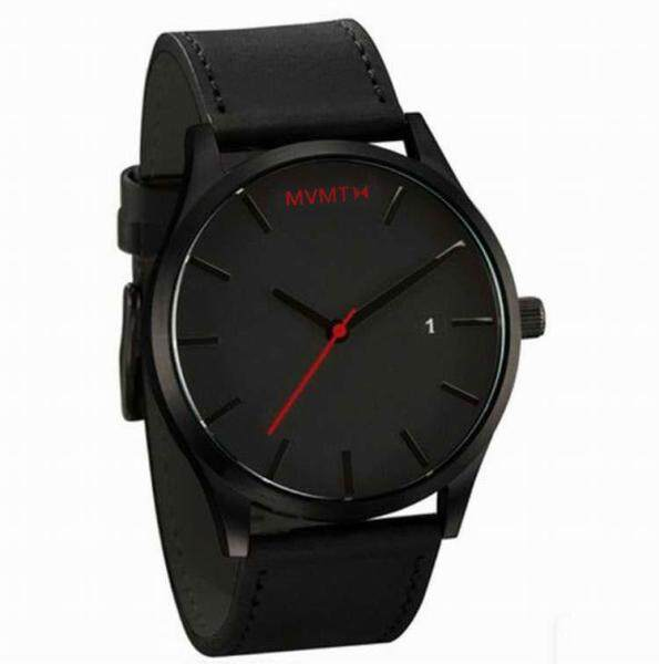 Fashionable Mens Watch Wrist Calendar Watches Simplicity Style Malaysia