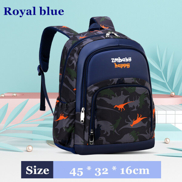 2020 new elementary school bag cartoon cute boy girl child spine backpack