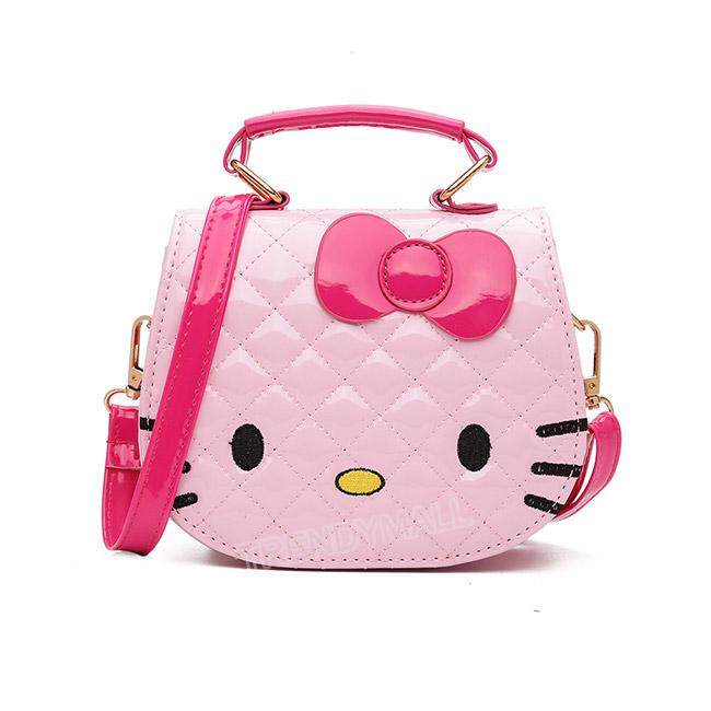 Cute Hello Kitty Kids Sling Bag By Trendymall.