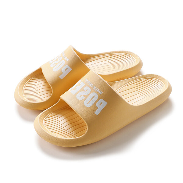 POSEE EVA Slippers For Kids 5-16 Years Old Outdoor Cool Anti-odor Unisex Quiet Home Mute Girls Slides Personal Domestic Nice High Quality Durable Female Fashion Good-looking Soft Sole Popular Sandals PS4602-K