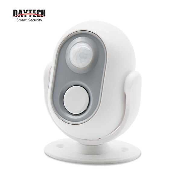 DAYTECH Door Bell Doorbell Shop Entry Chime Hello Welcome Voice Sound Motion Sensor Detector Alarm English/Thai/Malay/Chinese Language HW06