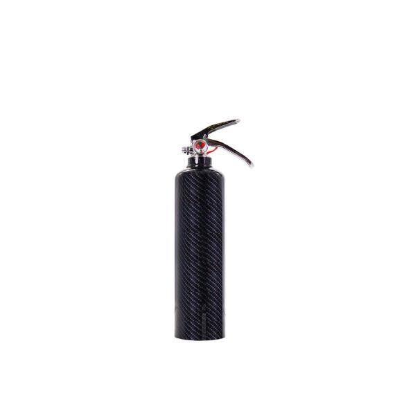 (UDI) 1KG DRY POWDER FIRE EXTINGUISHER; CARBON SERIES (BLACK)