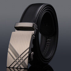 Mens Belts Luxury Designer Genuine Leather 100% Cow Skin Strap Male Formal Girdles 110cm 7