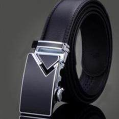 Mens Belts Luxury Designer Genuine Leather 100% Cow Skin Strap Male Formal Girdles 115cm 1