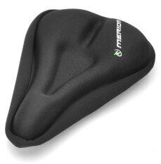 Merida Bike Bicycle Cycling Soft Breathable 3d Silicone Saddle Cushion Seat Cover By Creativedesign.