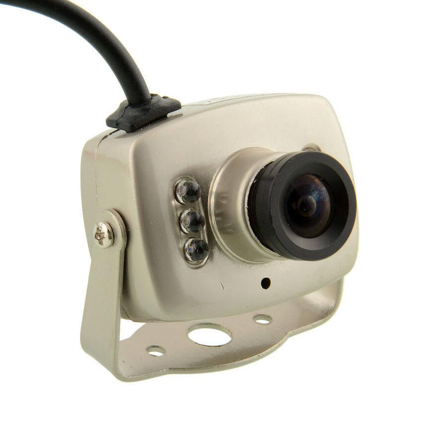 Mini Kecil 6 IR LED 420TVL CCTV Keamanan Kamera Kamera Pengintai IR Nightvision-Intl