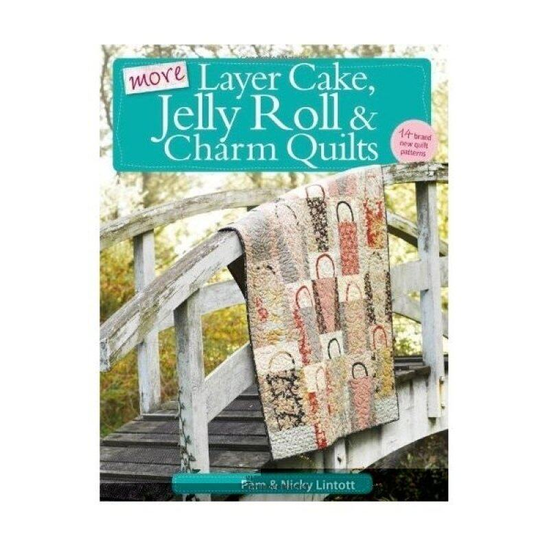 More Layer Cake, Jelly Roll and Charm Quilts Malaysia