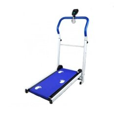 New Design Foldable Mini Treadmill B - Blue By Casa Muebles.