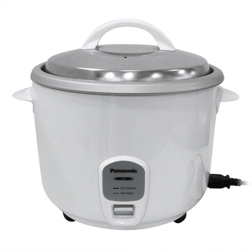 Panasonic 2.8l Rice Cooker With Dimple Pan & Thermal Fuse Sr-E28a By Lazada Retail Tech-Mall.
