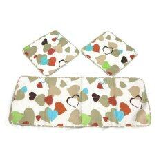 Patchwork Car Seat Heart-To-Heart By Blisshome Online Shop.
