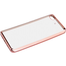 MYR 29 PinTo Electroplating Transparent soft Silicone TPU Case case For Xiaomi Mi5s with HD Screen