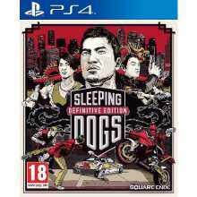 Sony PS4 Sleeping Dogs Definitive