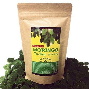 Red Leaf Premium Moringa Tea Bag (100% pure Moringa tea leaves)