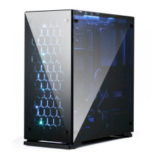 SEGOTEP K7 FULL TEMPERED GLASS MID-TOWER ATX CASING BLACK Malaysia