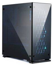 Segotep K7 RGB Fully Tempered Glass Mid Tower ATX Gaming Casing Malaysia