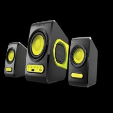 Sonic Gear Quatro V Speaker - Lime Green Malaysia