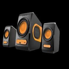 Sonic Gear Quatro V Speaker - Sunny Orange Malaysia