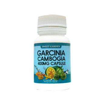 Sweet Garden Garcinia Cambogia 60% HCA supplement 60 capsules MOH MAL16060016TC