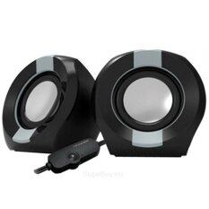 Vinnfier Icon 202 USB Multimedia Speaker - Black/Grey Malaysia