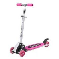 Warbase Young Style Foldable Wheel Balance Kick Scooter (pink) By The Thing Store.